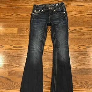 NWOT Miss Me Girls Jeans
